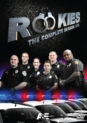 """Rookies"" - DVD movie cover (thumbnail)"