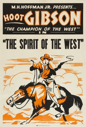 Spirit of the West - Movie Poster (thumbnail)