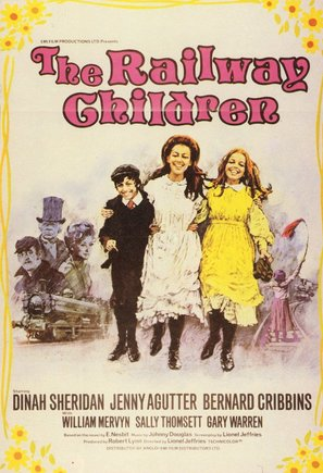 The Railway Children - British Movie Poster (thumbnail)
