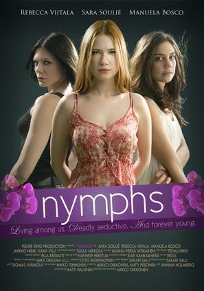"""""""Nymfit"""" - Finnish Movie Poster (thumbnail)"""