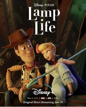Lamp Life - Movie Poster (thumbnail)