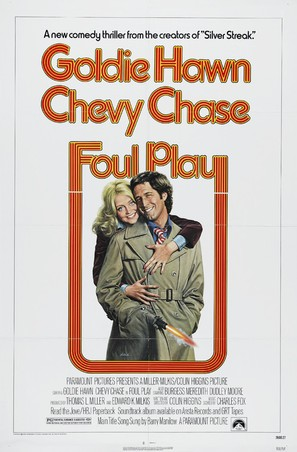 Foul Play - Movie Poster (thumbnail)