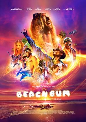 The Beach Bum - Movie Poster (thumbnail)