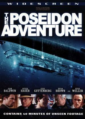 The Poseidon Adventure - DVD cover (thumbnail)