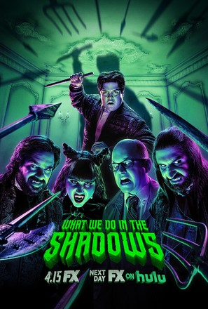 """What We Do in the Shadows"""