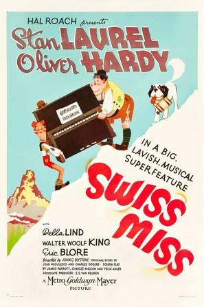 Swiss Miss - Movie Poster (thumbnail)