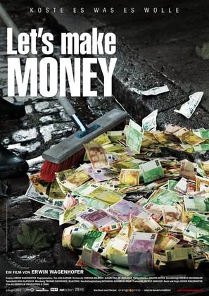 Let's Make Money - Austrian Movie Poster (thumbnail)