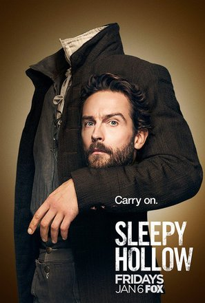 """Sleepy Hollow"" - Movie Poster (thumbnail)"