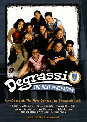 """Degrassi: The Next Generation"" - Canadian Movie Cover (thumbnail)"