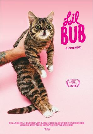 Lil Bub & Friendz - Movie Poster (thumbnail)