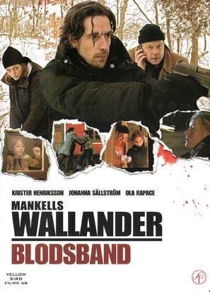 """""""Wallander"""" Blodsband - Swedish poster (thumbnail)"""