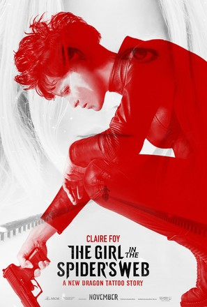 The Girl in the Spider's Web - Movie Poster (thumbnail)