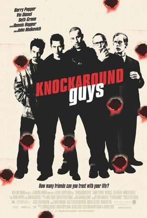 Knockaround Guys - Movie Poster (thumbnail)