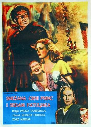 Sette nani alla riscossa, I - Yugoslav Movie Poster (thumbnail)