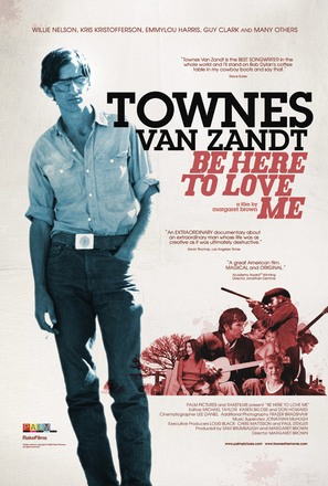 Be Here to Love Me: A Film About Townes Van Zandt - poster (thumbnail)