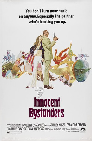 Innocent Bystanders - Movie Poster (thumbnail)