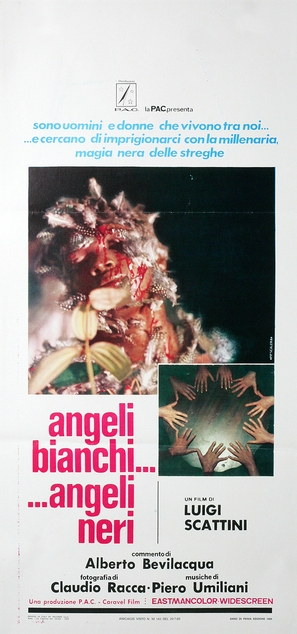 Angeli bianchi... angeli neri - Italian Movie Poster (thumbnail)