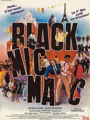 Black Mic Mac - French Movie Poster (thumbnail)