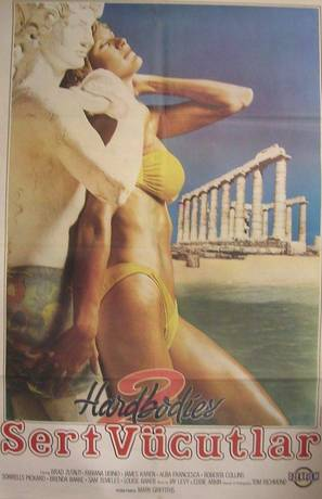 Hardbodies 2 - Turkish Movie Poster (thumbnail)