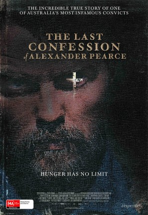 The Last Confession of Alexander Pearce - Australian Movie Poster (thumbnail)