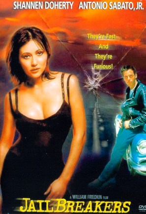 Jailbreakers - DVD movie cover (thumbnail)