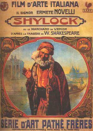 Shylock - French Movie Poster (thumbnail)