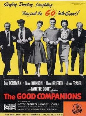 The Good Companions - British Movie Poster (thumbnail)