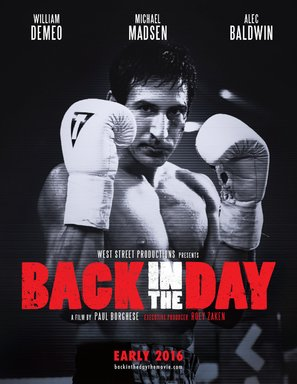 Back in the Day - Movie Poster (thumbnail)