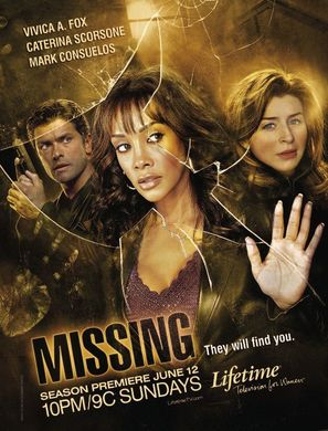 """1-800-Missing"" - Movie Poster (thumbnail)"