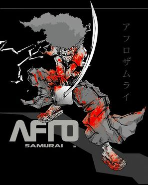 """Afro Samurai"" - Movie Poster (thumbnail)"