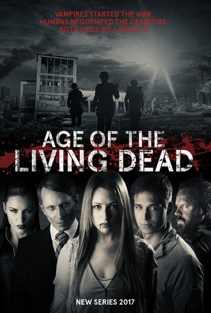 """""""Age of the Living Dead"""" - Movie Poster (thumbnail)"""