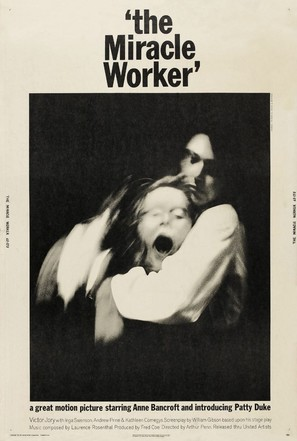The Miracle Worker - Movie Poster (thumbnail)