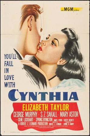 Cynthia - Movie Poster (thumbnail)