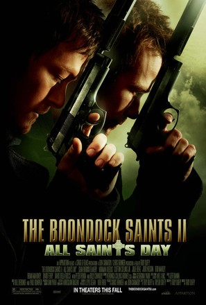 The Boondock Saints II: All Saints Day - Movie Poster (thumbnail)