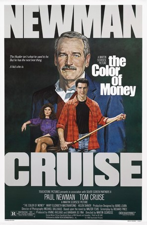 The Color of Money - Movie Poster (thumbnail)