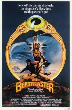 The Beastmaster - Movie Poster (thumbnail)