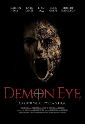 Demon Eye - British Movie Poster (thumbnail)