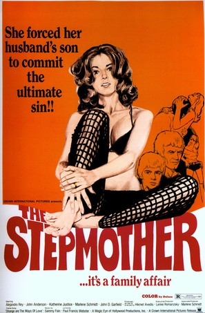 The Stepmother - Movie Poster (thumbnail)