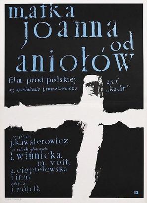 Matka Joanna od aniolów - Polish Movie Poster (thumbnail)