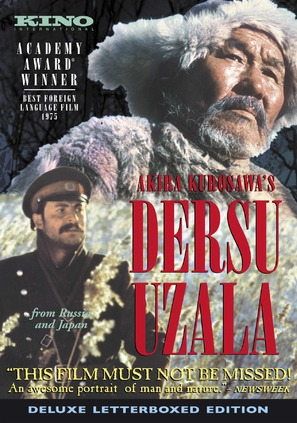 Dersu Uzala - Movie Cover (thumbnail)