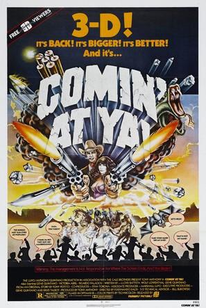 Comin' at Ya! - Movie Poster (thumbnail)