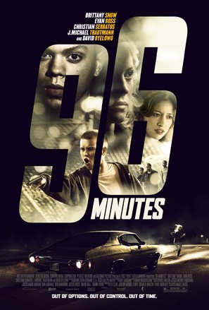 96 Minutes - Movie Poster (thumbnail)