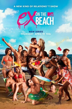 """Ex on the Beach"" - Movie Poster (thumbnail)"