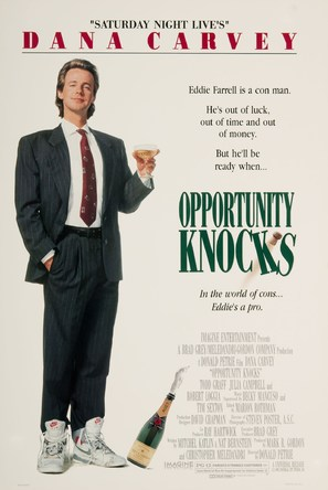 Opportunity Knocks - Movie Poster (thumbnail)