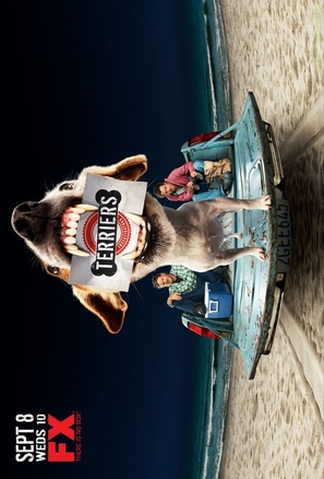 """""""Terriers"""" - Movie Poster (thumbnail)"""