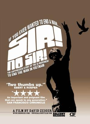 Sir! No Sir! - Movie Poster (thumbnail)