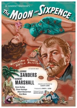 The Moon and Sixpence - Movie Poster (thumbnail)
