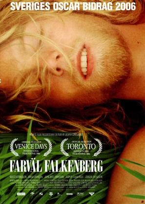 Farväl Falkenberg - Swedish Movie Poster (thumbnail)