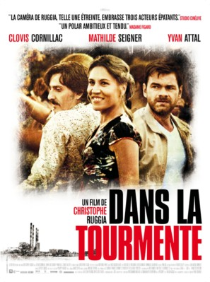 Dans la tourmente - French Movie Poster (thumbnail)