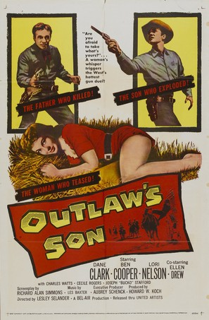 Outlaw's Son - Movie Poster (thumbnail)